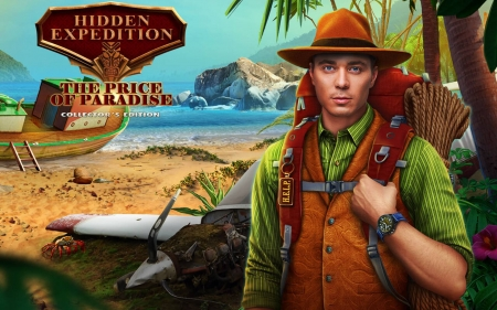 Hidden Expedition 19 - The Price of Paradise08 - video games, fun, puzzle, hidden object, cool