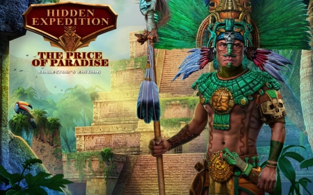 Hidden Expedition 19 - The Price of Paradise11 - video games, fun, puzzle, hidden object, cool