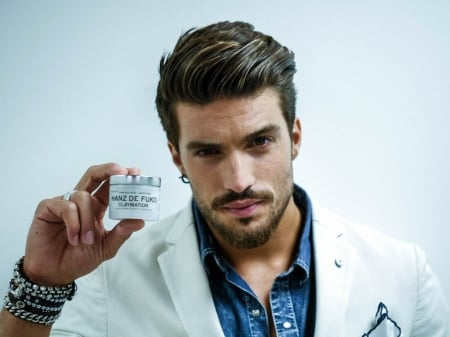 Handsome Mariano Di Vaio - Handsome, Look, Man, Mustache, Beard
