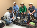 Professional Bull Riders in Canada