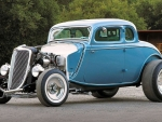 34 Ford Coupe 2 Pack