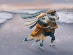 Rabbits skaters