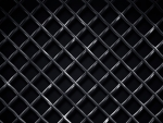 Black Steel Grid