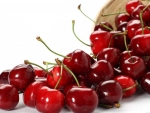 Cherry fruits