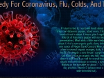 Remedy For Coronavirus, Flu, Colds, and More