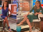 HLN Morning Express Host Robin Meade