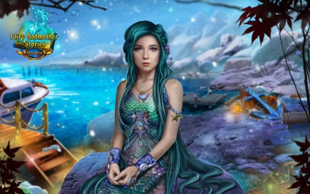 Fairy Godmother Stories 2 - Dark Deal10 - video games, cool, puzzle, hidden object, fun