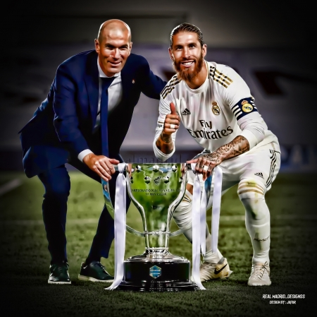 REA MADRID CHAMPIONS LA LIGA 2020 - REAL MADRID, zidane, Real Madrid wallpaper, ramos, el clasico, champions, Sergio Ramos wallpaper, poster, Sergio ramos, madrid, Hala madrid