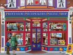 Professor Piecepickers Puzzle Shop