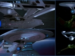 Star Trek III: The Search for Spock Ships