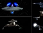 Star Trek VI: The Undiscovered Country Ships