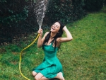 Fun With Water Hose