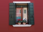 Window in Italy