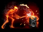 Rock Guitarist...'God of Hellfire'
