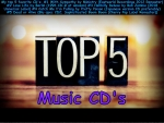 Top 5 Music CD List