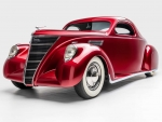 1937 Lincoln Zephyr Voodoo Priest