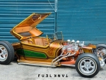1927 Ford Model 'T' Roadster...Custom Hot Rod