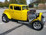 American Graffiti 1932 Ford 5-Window Tribute Coupe