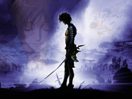 The Last Warrior Other Anime Background Wallpapers On Desktop