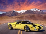 "The ""Ford GT"""