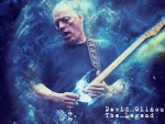Dave Gilmore...'Pink Floyd'...Guitarist..video