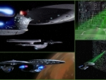 Ships From Star Trek: The Next Generation