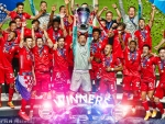 BAYERN MUNCHEN WINNERS CHAMPPIONS LEAGUE 2020