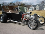 1923 Model T ..Touring..Custom hot rod
