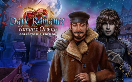 Dark Romance 13 - Vampire Origins10 - video games, cool, puzzle, hidden object, fun