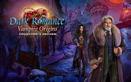Dark Romance 13 - Vampire Origins12 - video games, cool, puzzle, hidden object, fun