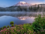 Mount Rainier, USA