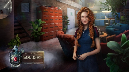 Mystery Trackers 18 - Fatal Lesson05 - video games, cool, puzzle, hidden object, fun