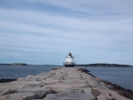 Spring Point Ledge Lighthouse South Portland, ME