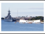 The USS Missouri and The USS Arizona
