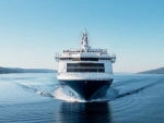 DFDS SEA WAYS PEARL AT SEA SPECIAL CRUISE FOR CARMEN