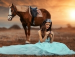Even Cowgirls Want to be Princess