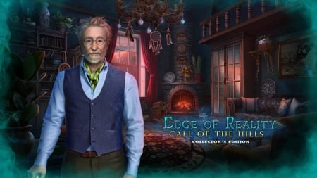 Edge of Reality 7 - Call of the Hills01 - video games, cool, puzzle, hidden object, fun