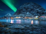 Lofoten Polar Night