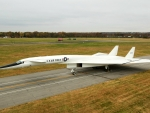 The XB-70 Valkyrie Bomber