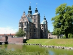 Rosenborg Castle in Denmark