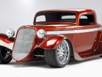 Street Hot Rod 1934 Ford Coupe