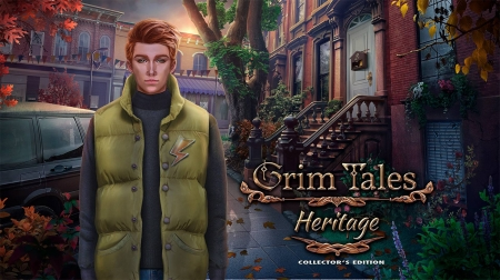 Grim Tales 19 - Heritage03 - video games, cool, puzzle, hidden object, fun