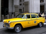 nyc checker marithon taxi