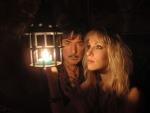 Candice Night & Ritchie Blackmore