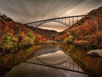 Arch Bridge in Virginia