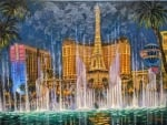 Dancing Waters, Las Vegas - Robert Finale