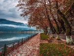 Ioannina city, Greece