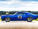Ringbrothers 1969 Mustang Mach 1