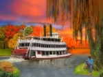 Riverboat of Autumn