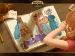12 Labours of Hercules XI - Painted Adventure07